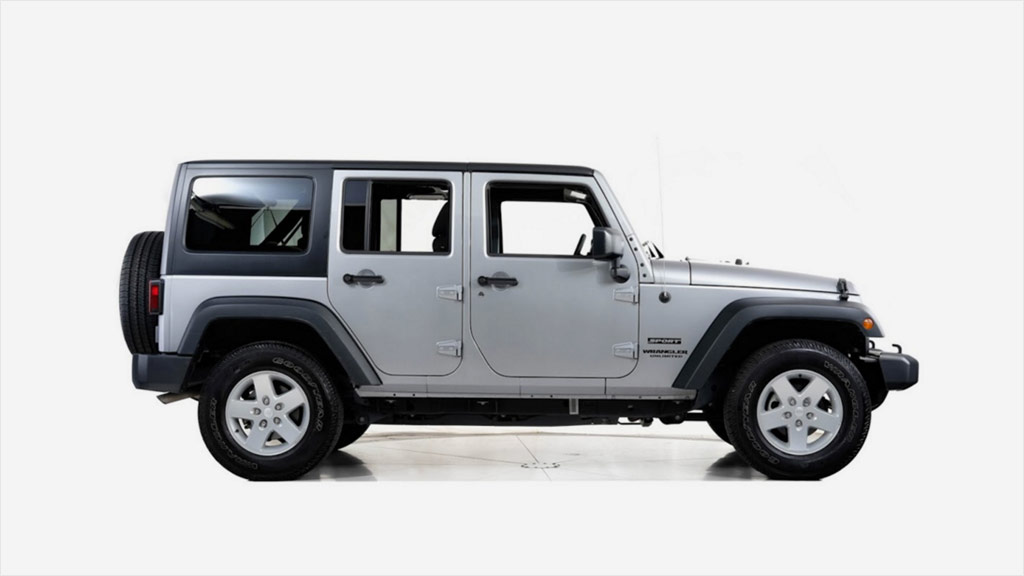 Car Review: Jeep Wrangler