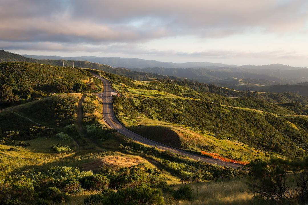 Northern California's 6 Best Drives and Roadtrips: Shift's Picks